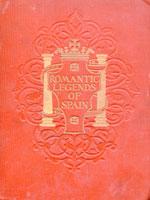 NYSL Decorative Cover: Romantic legends of Spain
