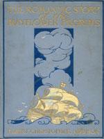 NYSL Decorative Cover: Romantic story of the Mayflower pilgrims