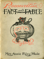 NYSL Decorative Cover: Rooseveltian fact and fable