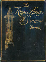 NYSL Decorative Cover: Ruined abbeys