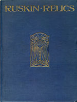 NYSL Decorative Cover: Ruskin relics