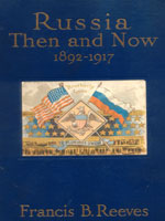 NYSL Decorative Cover: Russia then and now, 1892-1917