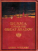 NYSL Decorative Cover: Russia under the great shadow