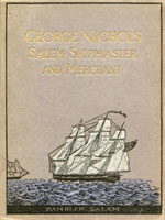 NYSL Decorative Cover: Salem shipmaster and merchant