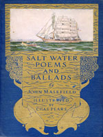 NYSL Decorative Cover: Salt-water poems and ballads