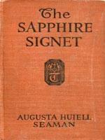 NYSL Decorative Cover: Sapphire signet