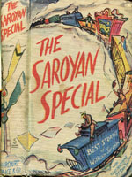 NYSL Decorative Cover: Saroyan special