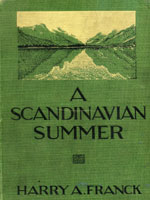 NYSL Decorative Cover: Scandinavian summer