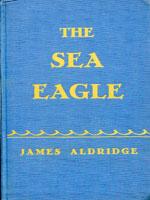 NYSL Decorative Cover: Sea eagle.