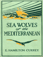 NYSL Decorative Cover: Sea-wolves of the Mediterranean.