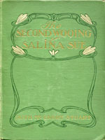 NYSL Decorative Cover: Second wooing of Salina Sue