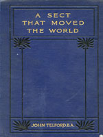 NYSL Decorative Cover: Sect that moved the world