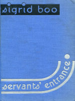 NYSL Decorative Cover: Servants' entrance