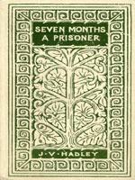 NYSL Decorative Cover: Seven months a prisoner