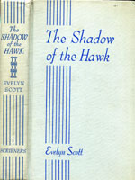 NYSL Decorative Cover: Shadow of the hawk