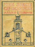 NYSL Decorative Cover: Siege of Boston.