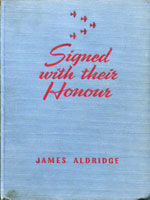 NYSL Decorative Cover: Signed with their honour.