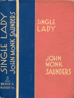 NYSL Decorative Cover: Single lady