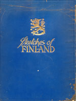 NYSL Decorative Cover: Sketches of Finland