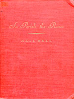 NYSL Decorative Cover: So perish the roses