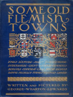 NYSL Decorative Cover: Some old Flemish towns