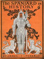 NYSL Decorative Cover: Spaniard in history