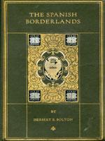 NYSL Decorative Cover: Spanish borderlands
