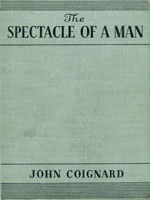 NYSL Decorative Cover: Spectacle of a man.