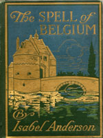 NYSL Decorative Cover: Spell of Belgium