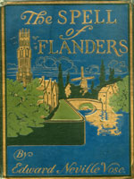 NYSL Decorative Cover: Spell of Flanders