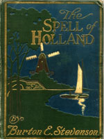 NYSL Decorative Cover: Spell of Holland