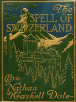 NYSL Decorative Cover: Spell of Switzerland