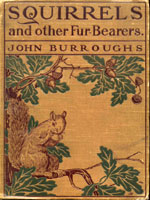 NYSL Decorative Cover: Squirrels and other fur-bearers