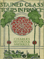 NYSL Decorative Cover: Stained glass tours in France