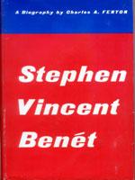 NYSL Decorative Cover: Stephen Vincent Ben�t
