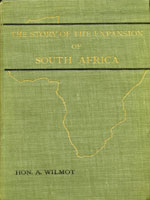 NYSL Decorative Cover: Story of the expansion of Southern Africa.