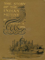 NYSL Decorative Cover: Story of the Indian mutiny