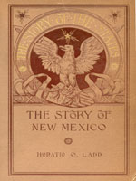 NYSL Decorative Cover: Story of New Mexico