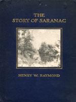NYSL Decorative Cover: Story of Saranac