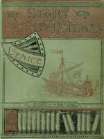 NYSL Decorative Cover: Story of Venice
