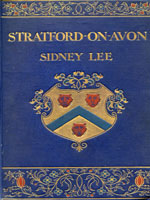 NYSL Decorative Cover: Stratford-on-Avon