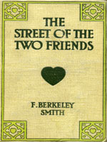 NYSL Decorative Cover: Street of the Two Friends