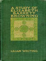 NYSL Decorative Cover: Study of Elizabeth Barrett Browning