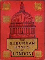 NYSL Decorative Cover: Suburban homes of London