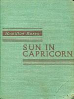 NYSL Decorative Cover: Sun in Capricorn