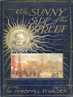 NYSL Decorative Cover: Sunny side of the street