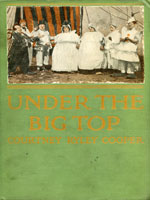 NYSL Decorative Cover: Under the big top