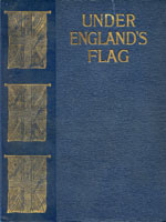 NYSL Decorative Cover: Under England's flag from 1804 to 1809