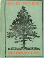 NYSL Decorative Cover: Up in Maine