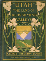 NYSL Decorative Cover: Utah, the land of blossoming valleys ...
